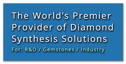 The World's Premier Provider of Diamond Synthesis Solutions