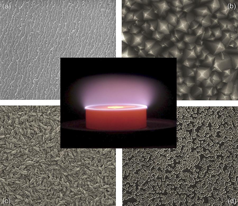 Microwave Plasma Cvd Diamond Seki Diamond Systems